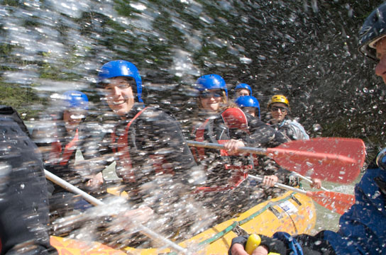 Frühstückstreff: Spritzige Flusstour auf der Iller im Allgäu